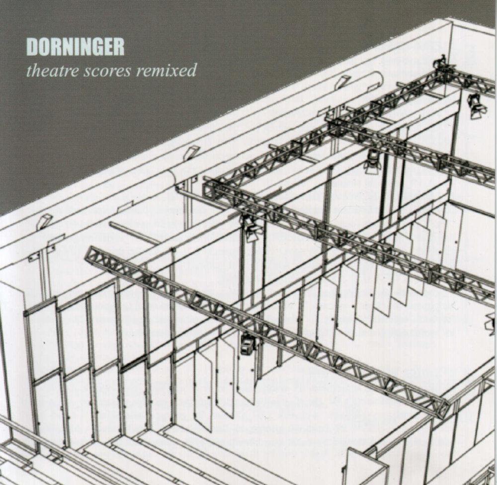 "Dorninger ""Theatre Scores Remixed"" - 2x CD"